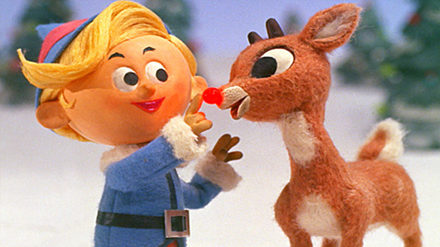 Rudolph the Reindeer Claymation Movie