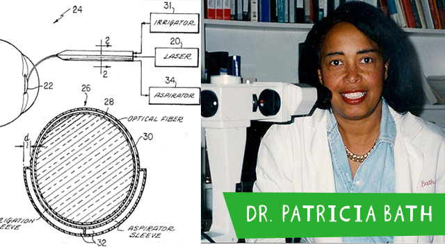 Dr. Patricia Bath - Celebrate these African American Inventors