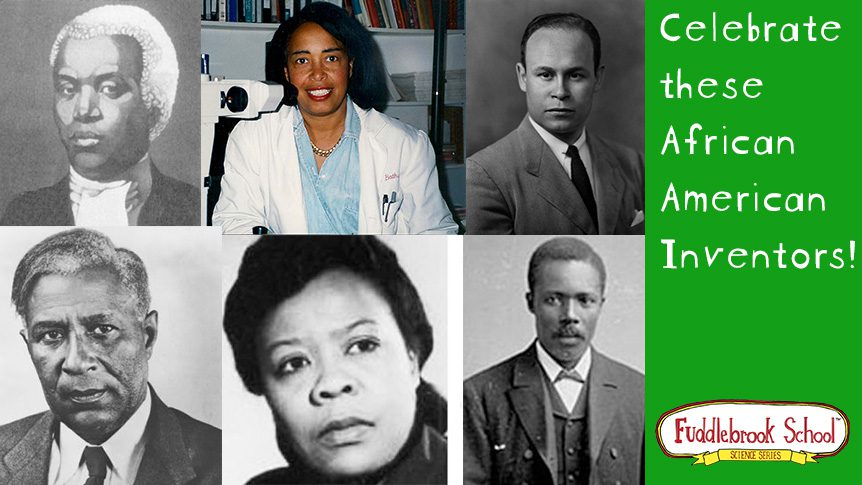 Celebrate these African American Inventors!
