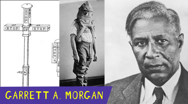 Garrett A. Morgan - Celebrate these African American Inventors