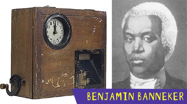 Benjamin Banneker - Celebrate these African American Inventors