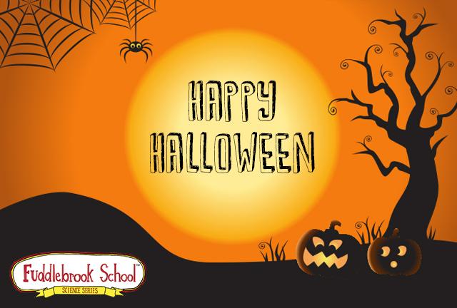 Happy Halloween - October