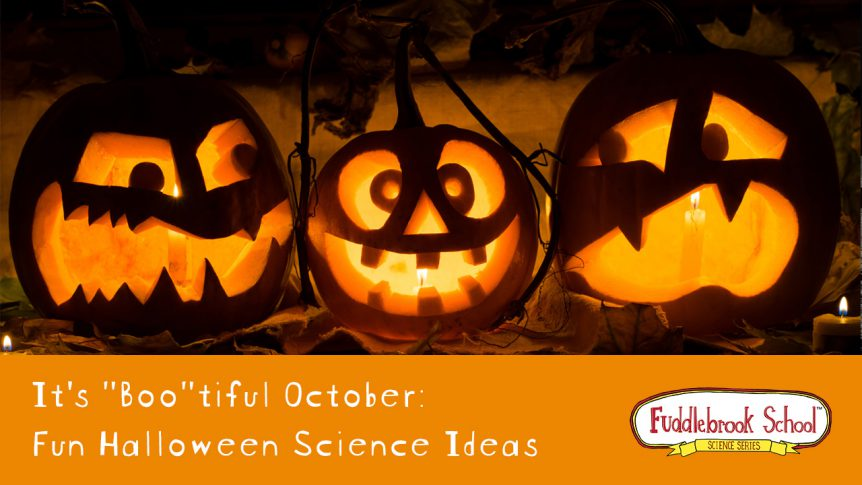 "It's a ""Boo""tiful October: Fun Halloween Science Ideas"