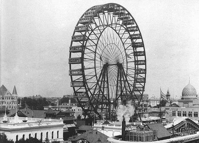 Ferris Wheel at the World's Fair