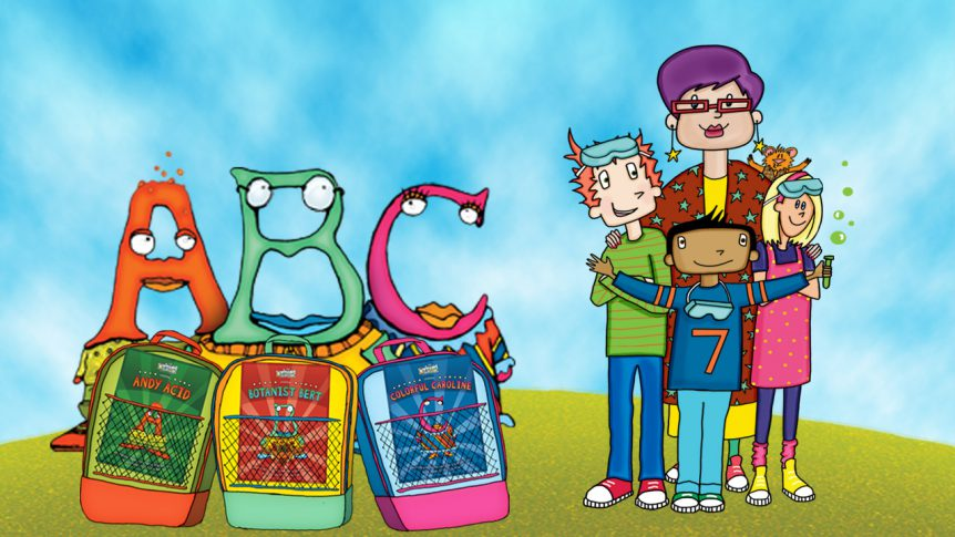 New Learning Options from the Quirkles and Fuddlebrook School Series