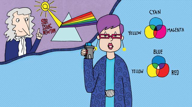 Liza's Colorful Tale