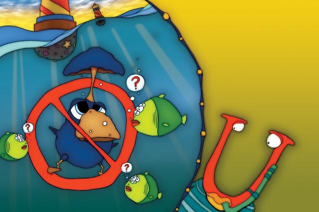 Underwater Utley: Teaching Ideas for April