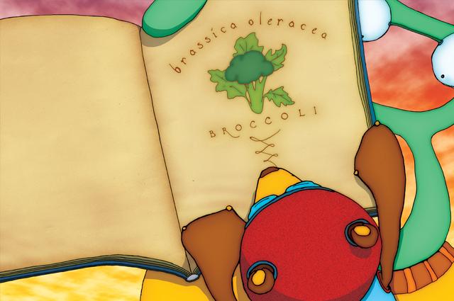 Botanist Bert: Flowers