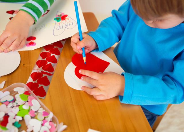 Valentine's Science: Valentine's Day Cards