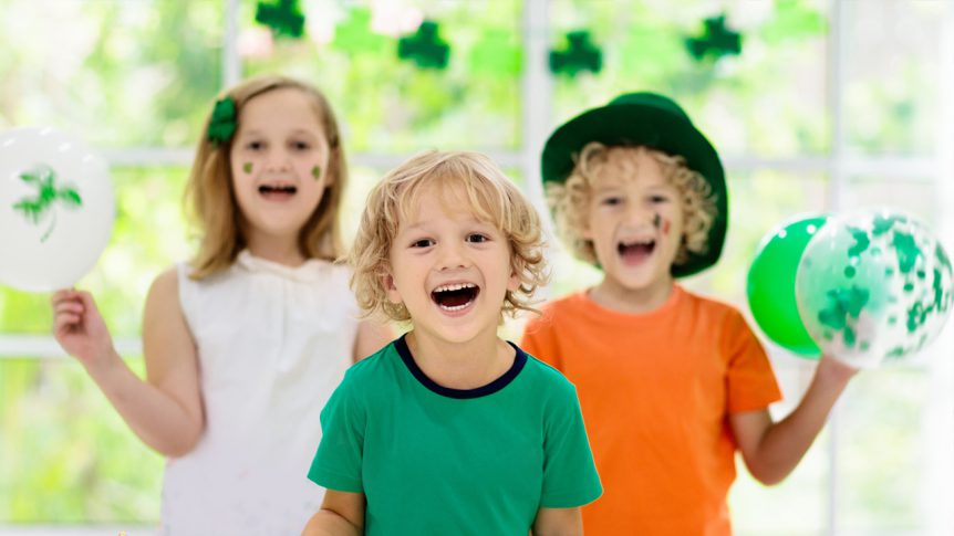 Celebrate St. Patrick's Day In Your Classroom