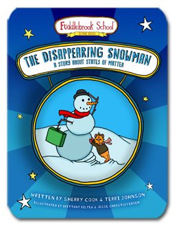 The Disappearing Snowman