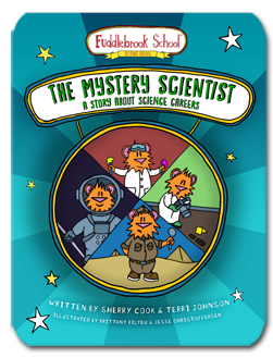 The Mystery Scientist