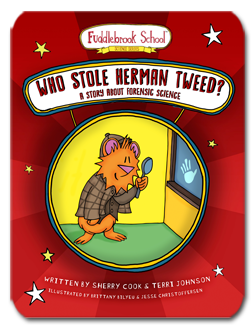 Who Stole Herman Tweed?
